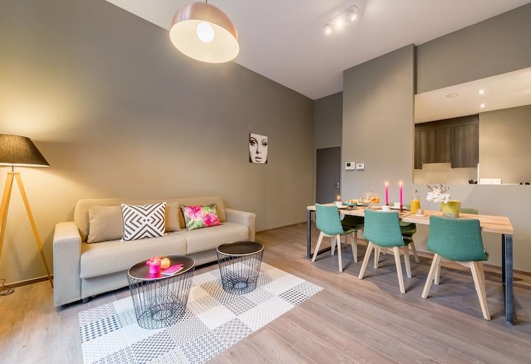 Smartflats Design - Schuman, BRUSEL