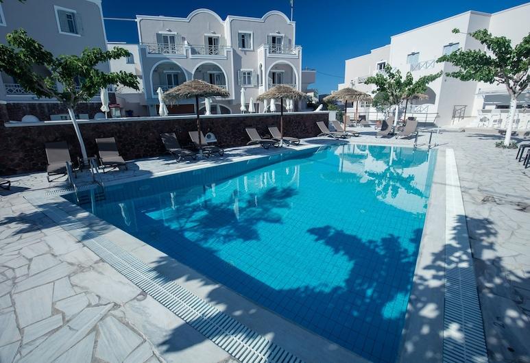 Selini Hotel, Santorini, Outdoor Pool