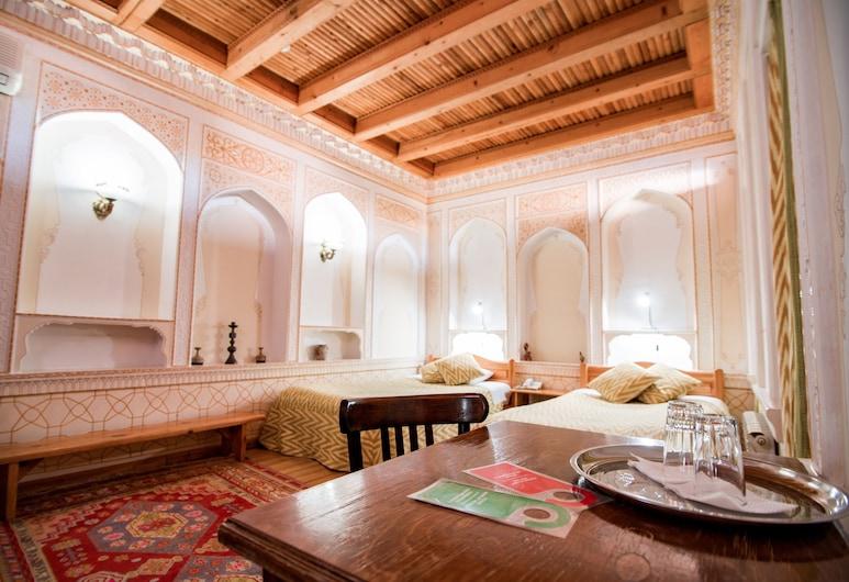 Boutique Hotel Minzifa, Bukhara, Superior-herbergi fyrir einn, Herbergi