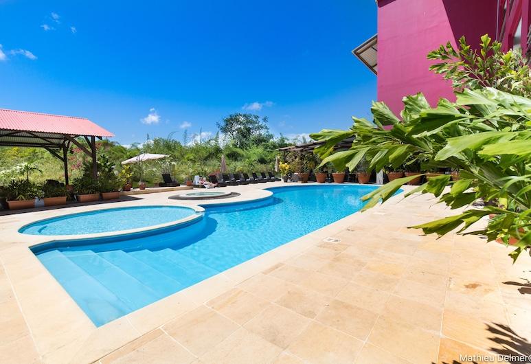 Mercure Cayenne Royal Amazonia Hotel, Cayenne, Kolam Renang