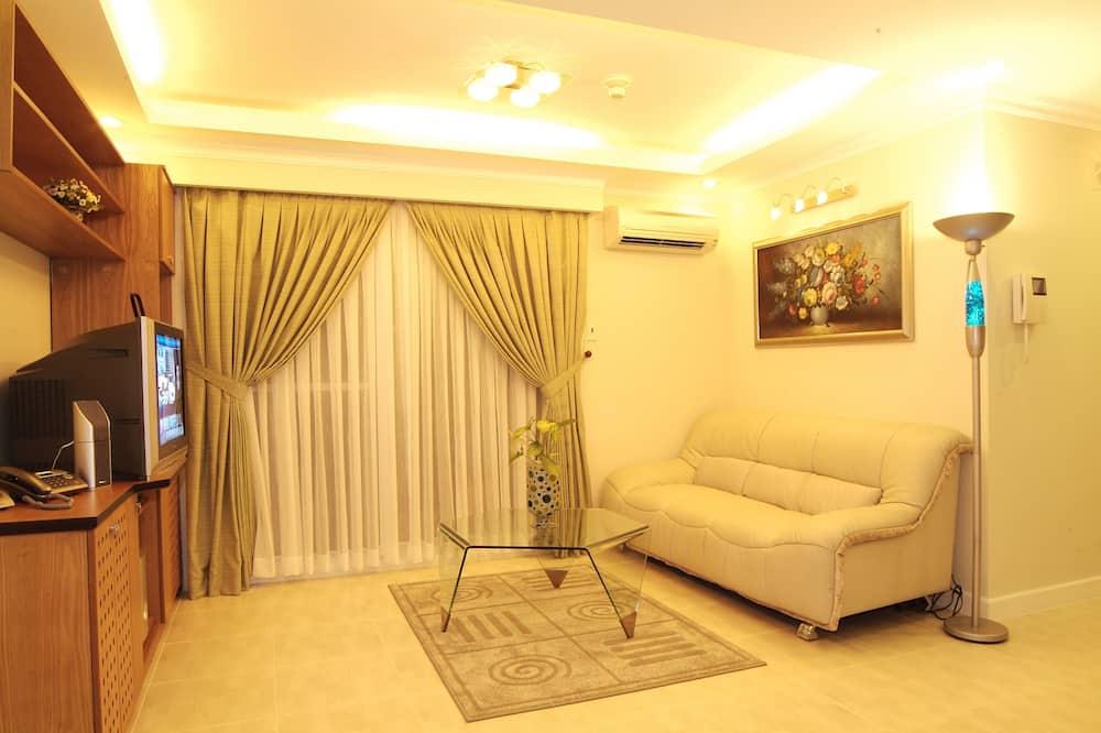 2 bedroom apartment - 客廳