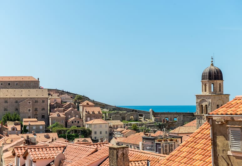 Apartments Plaza, Dubrovnik, Apartment, 1 Bedroom, City View, City View