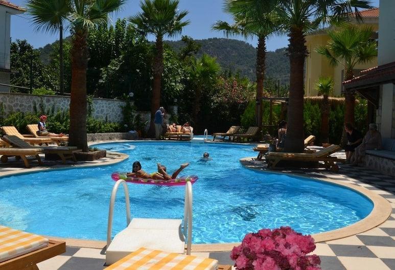 Dores Residence, Marmaris, Açık Yüzme Havuzu
