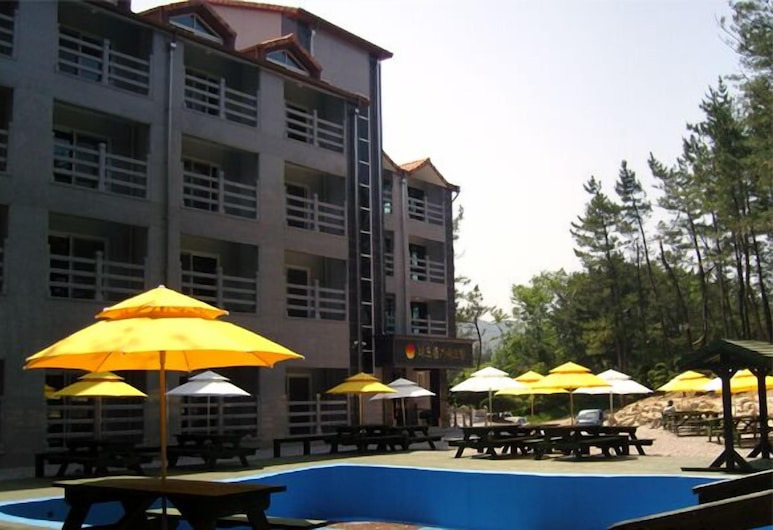 Mangsang Haeorum Family Hotel, Donghae