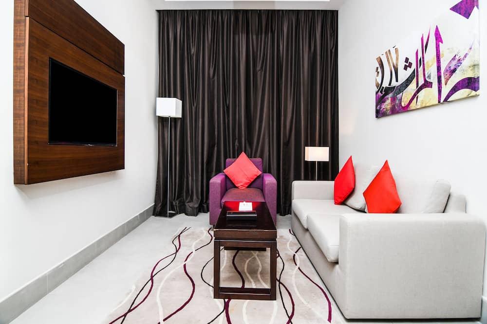 Familien-Suite - Wohnzimmer