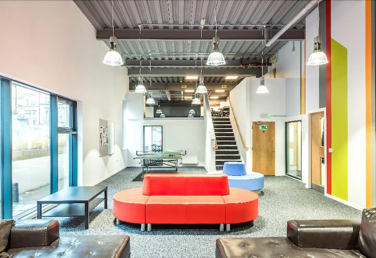 Destiny Student - Shrubhill (Campus Accommodation), Edinburgh, Lobby