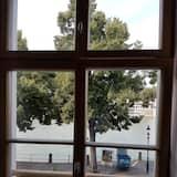Pokój dla 1 osoby, widok na rzekę - Widok z pokoju