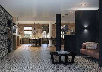 Obrázek hotelu East-West Riverside Hotel ve městě Basilej