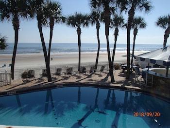 Foto Flamingo Inn Beachfront di Pesisir Pantai Daytona