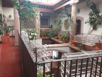 Bild vom Hotel del Vasco in Zacatecas