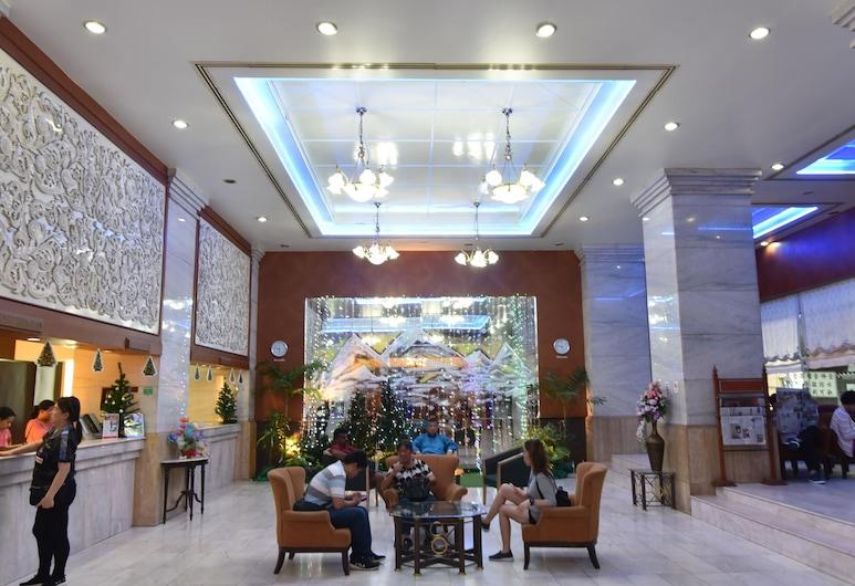 Asian Hotel Hatyai, Hat Yai, Lobby
