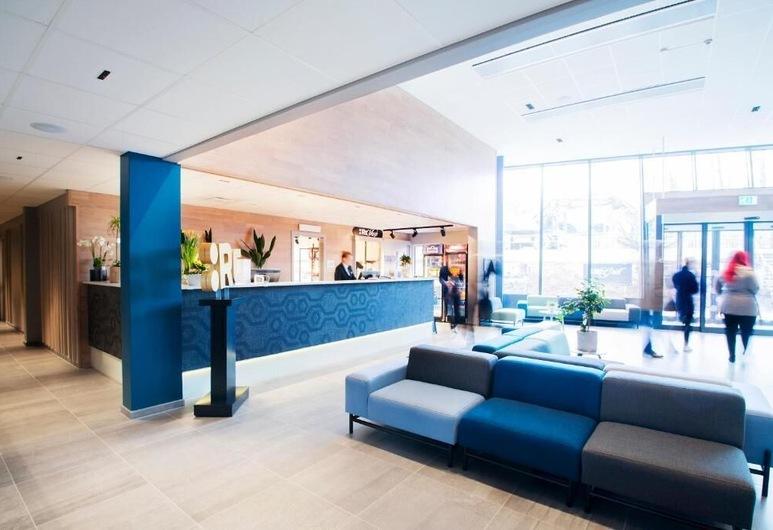 RC Hotel Sports & Business, Jonkoping, Reception