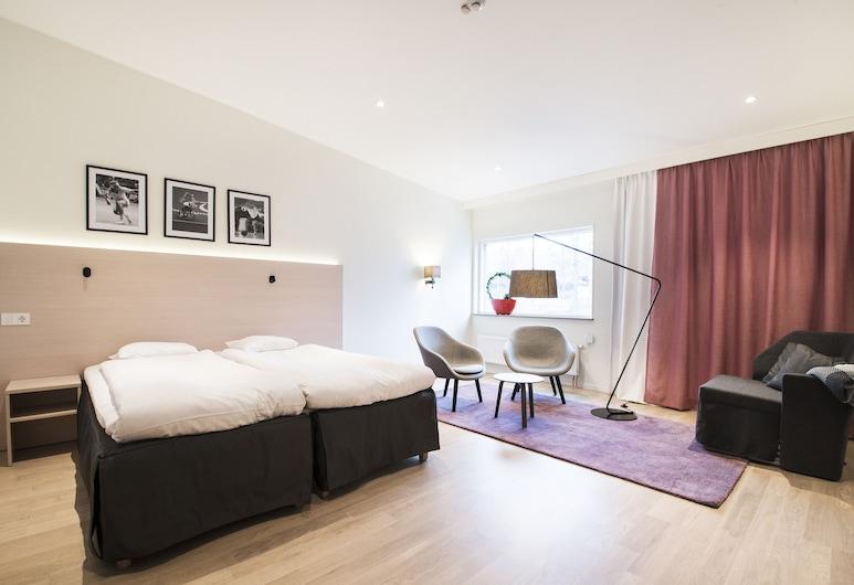 RC Hotel Sports & Business, Jonkoping, Žemesnės liukso klasės numeris, Svečių kambarys