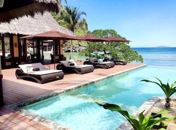Foto Cauayan Island Resort di El Nido