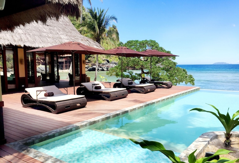 "Cauayan Island Resort, El Nido, ""Begalinis"" baseinas"