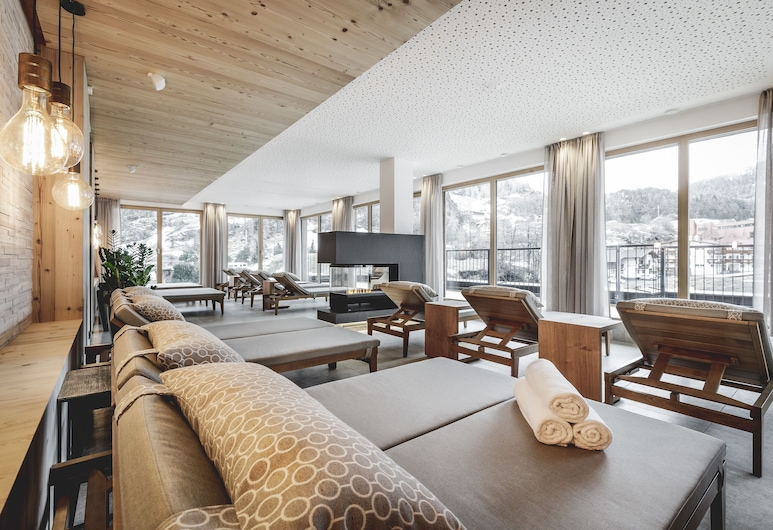 Valentin Design Apartments, Sölden, Spa