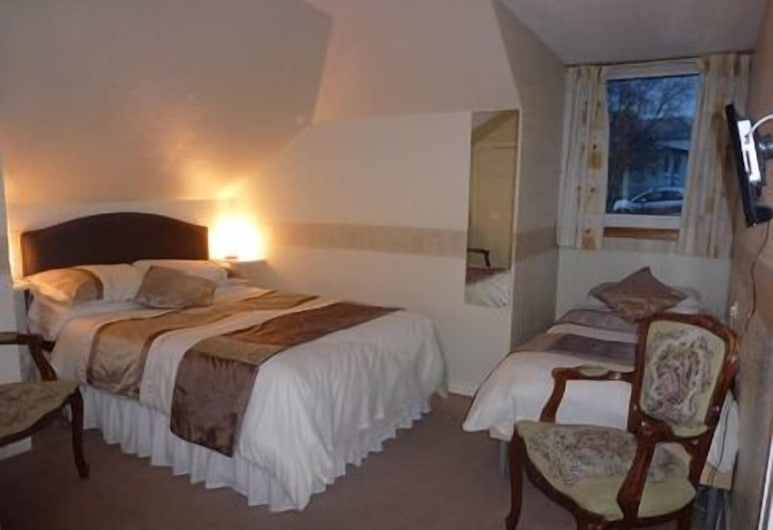 Don Muir Guest House, Oban, Family Room, Ensuite, Guest Room