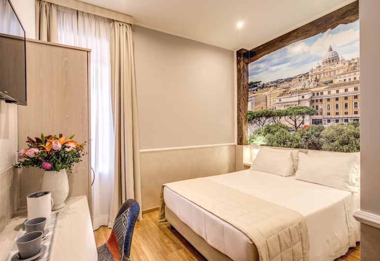 Top Floor Colosseo, Rome, Single Room, Guest Room