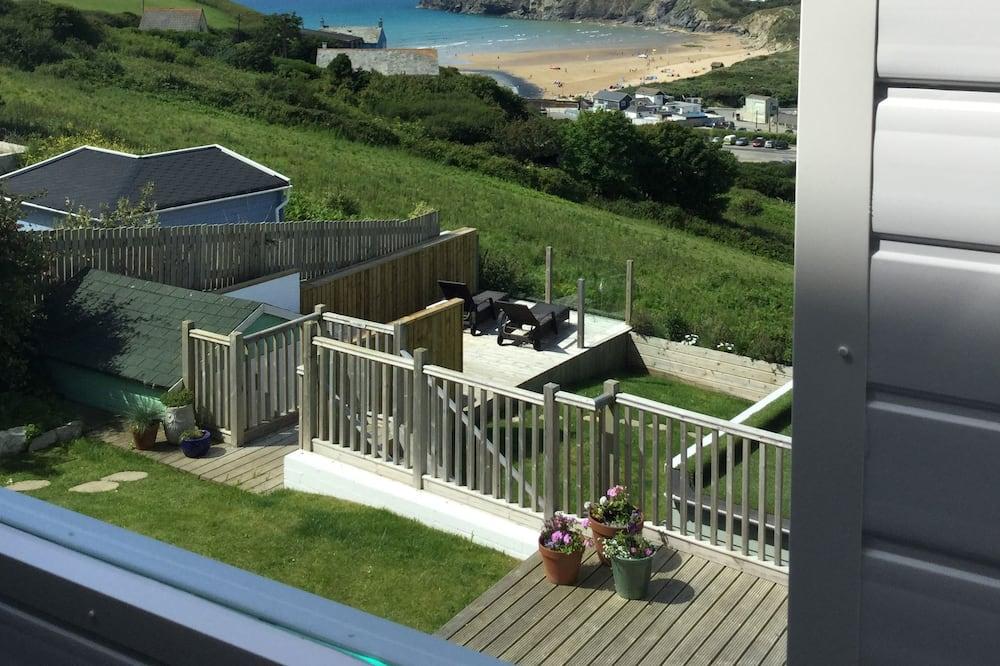 Habitación doble estándar, balcón, vista al mar - Vista al balcón