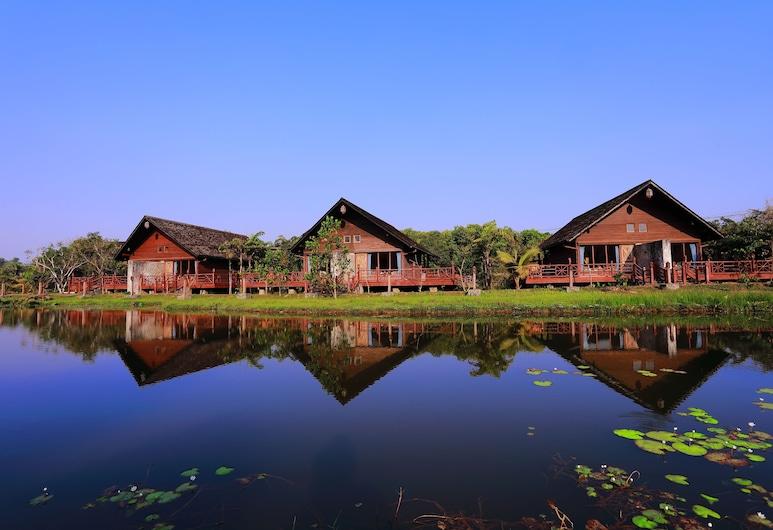 Shwe Pyi Resort, Bago, Hotelový areál