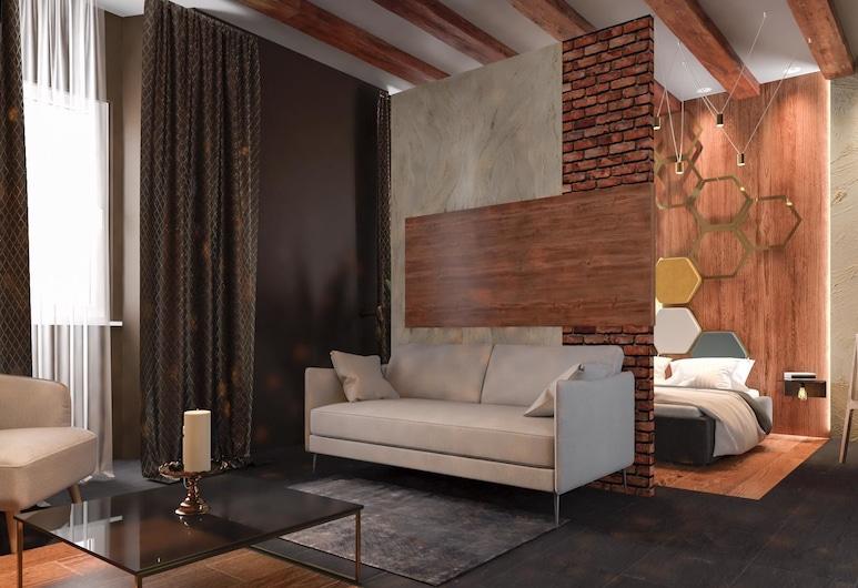 Dimora Frattina, Rome, Quadruple Room (Suite), Guest Room