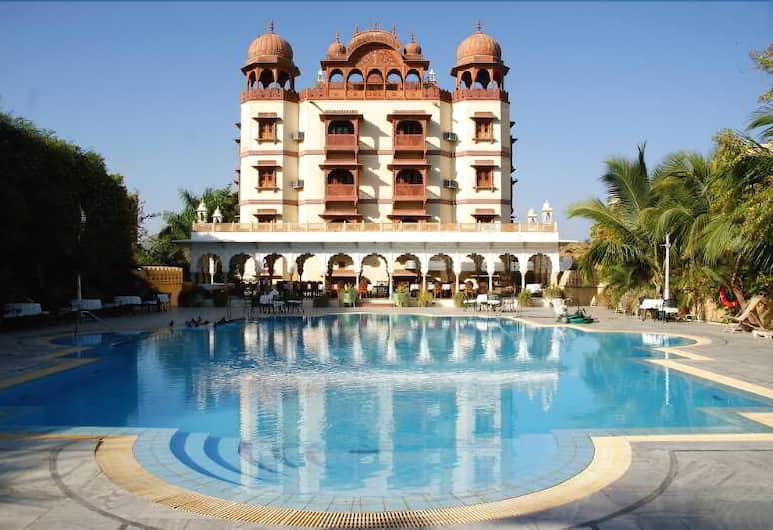 Jagat Palace, Pushkar, Vista dall'hotel