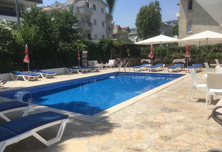 Hotel Unver, Marmaris, Bazén