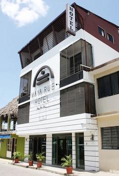 Selline näeb välja Hotel Maya Rue, Palenque