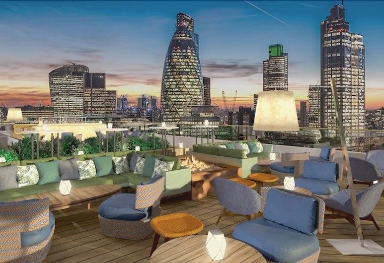 Montcalm Royal London House - City Of London, London, Hotel Bar