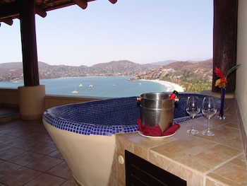 Foto van La Escollera Suites Adults Only in Zihuatanejo