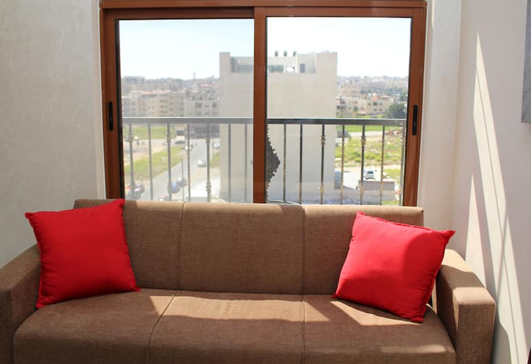 Baden Hotel Suites, Amman, Luxury Single Room, Room