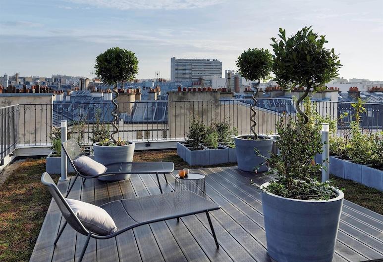 巴黎巴士底波泰酒店美憬閣索菲特酒店, 巴黎, 陽台