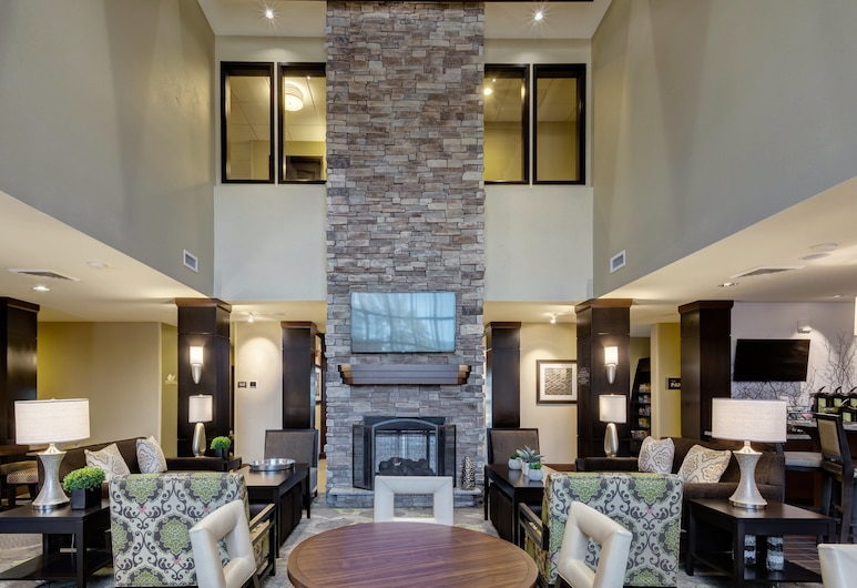 Staybridge Suites St Louis - Westport, Maryland Heights, Lobby