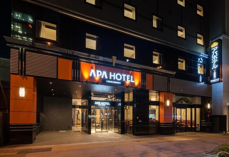 APA Hotel Ueno-Ekimae, Tokyo, Esterni
