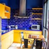 6-Beds Mixed Dormitory - Ortak mutfak