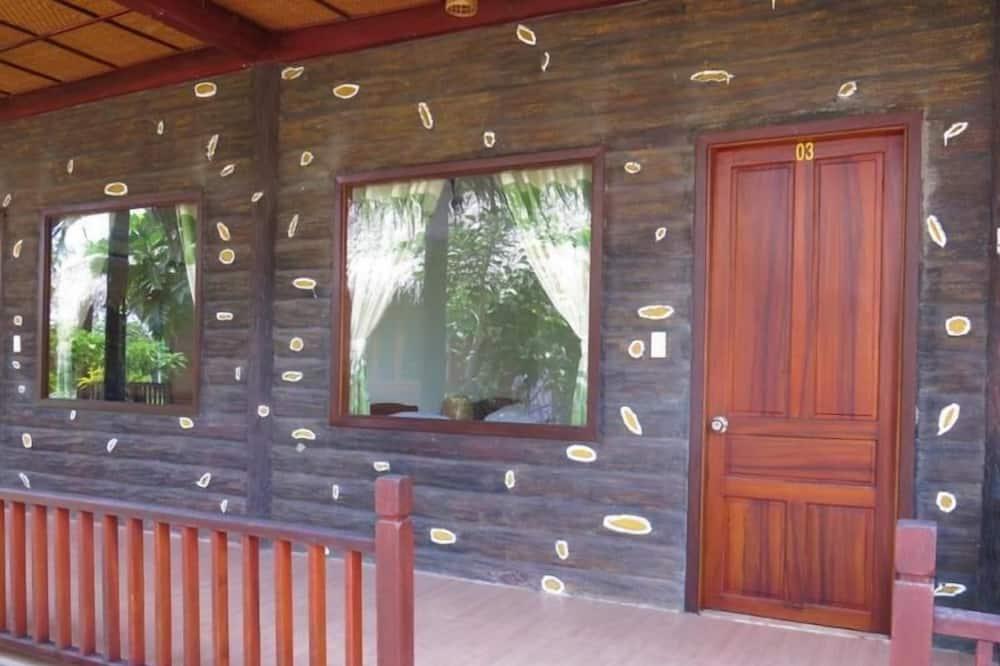 Trokrevetna soba - Balkon