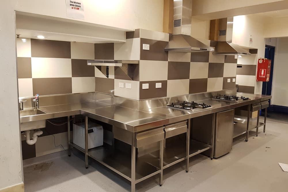 共用宿舍, 僅限女士 (4 Bed) - 共用廚房