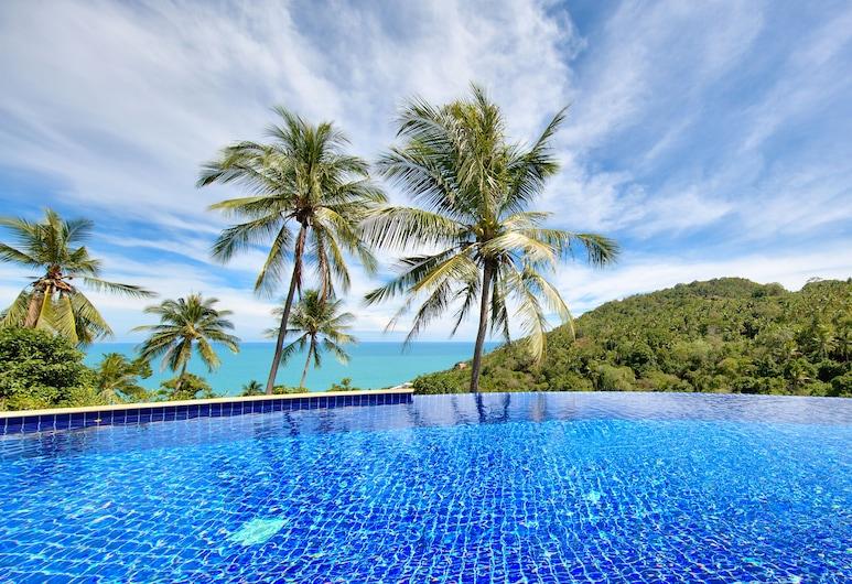 Sunrise Mountain Resort, Ko Samui, Bazén