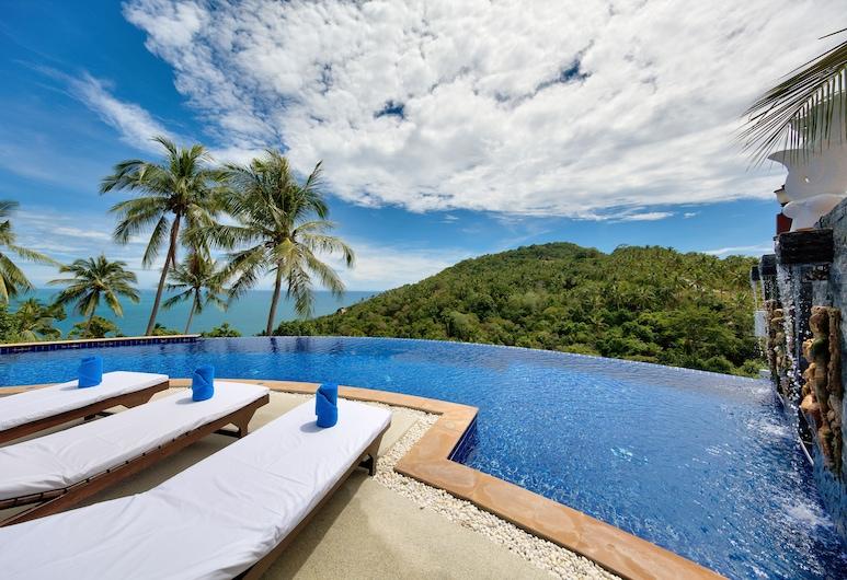 日出山莊度假村, 蘇梅島, 泳池
