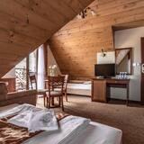 Classic fyrbäddsrum - Vardagsrum