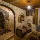 Standartinio tipo dvivietis kambarys (202) - Svetainės zona