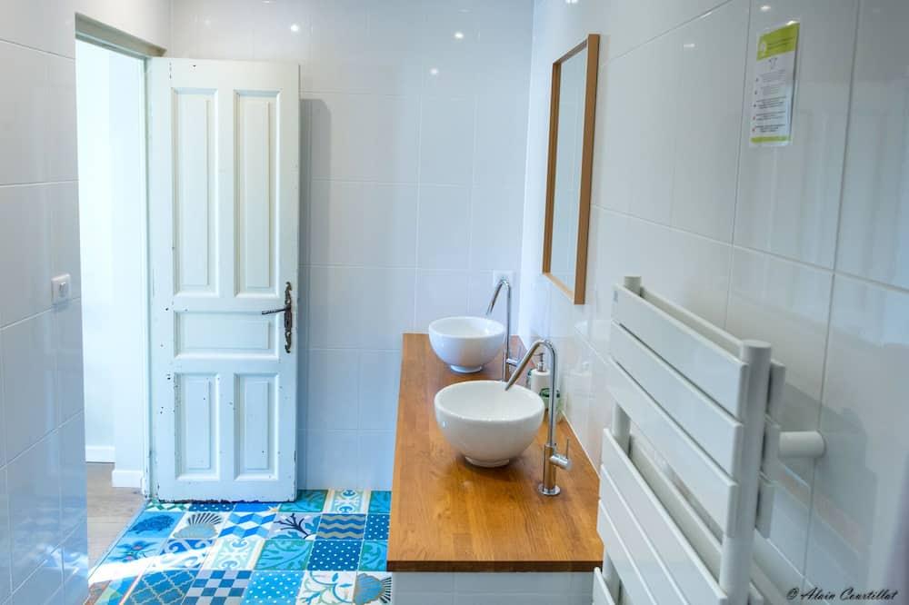 Habitación Deluxe, terraza - Baño