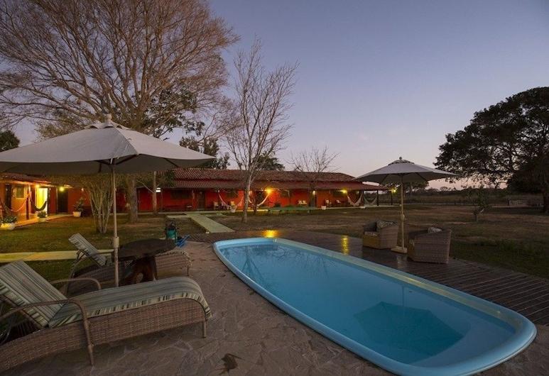 SouthWild Pantanal Lodge, Pocone