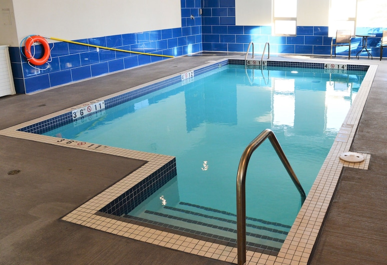 Best Western Plus Moosomin Hotel, Moosomin, Indendørs pool