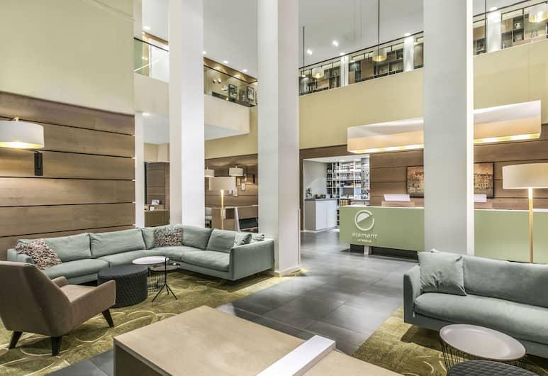 Element Amsterdam, Amsterdam, Lobby