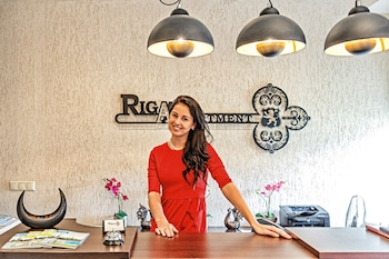 Фото RIGAAPARTMENTcom SONADA Hotel у місті Рига