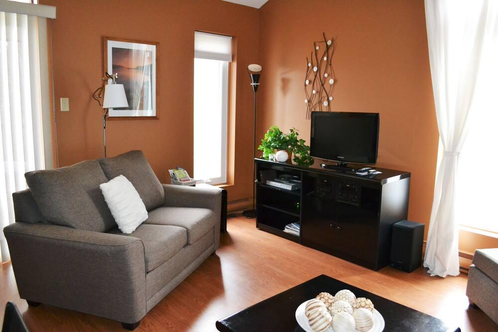 Lakás, 3 hálószobával - Nappali