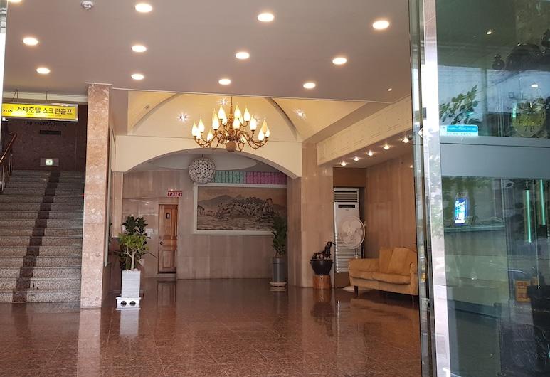 Geoje Tourist Hotel, Geoje, Lobi