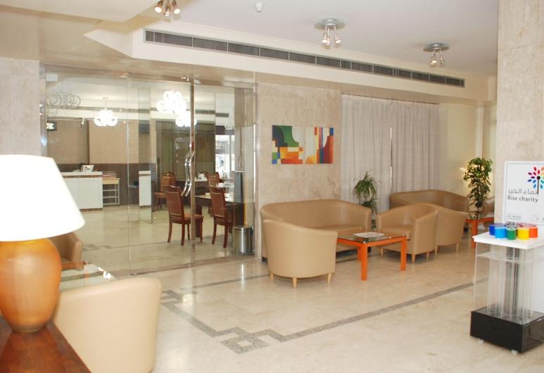 Al Buhairah Hotel Apartments, Sharjah, Eteisaula