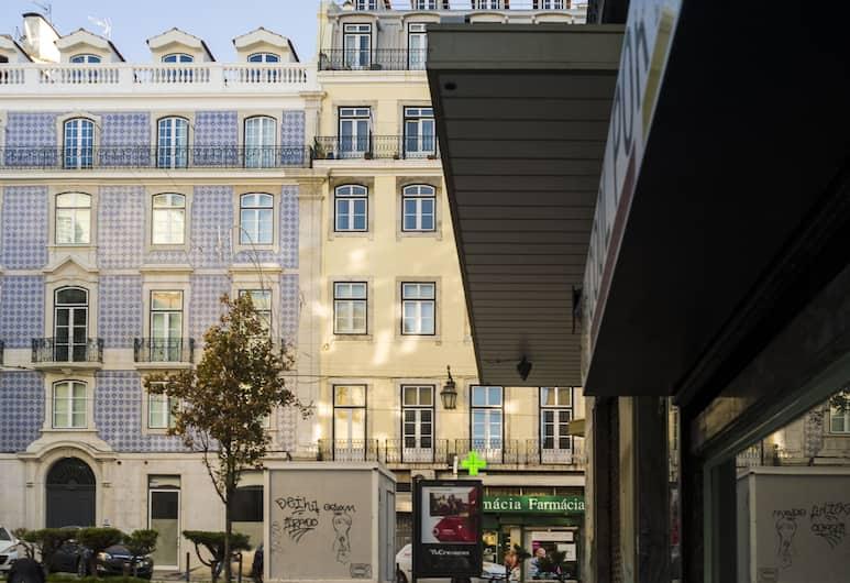 Lisbon Serviced Apartments Baixa Castelo, Lisabon, Pohľad na zariadenie